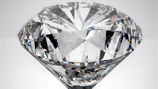 Qu'est-ce que le poids en carat du diamant?