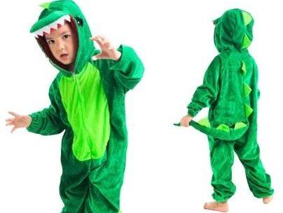 Faciliter les dodos avec le pyjama dinosaure pour enfant