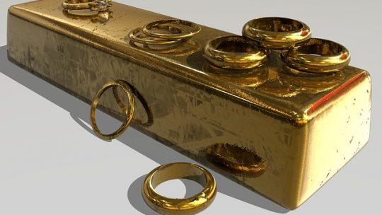 Savez vous que vos bijoux valent de l'or