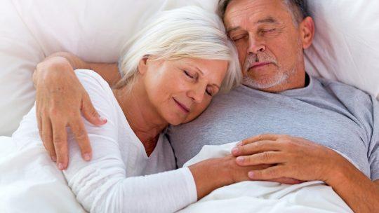 Les troubles du sommeil chez la personne âgée